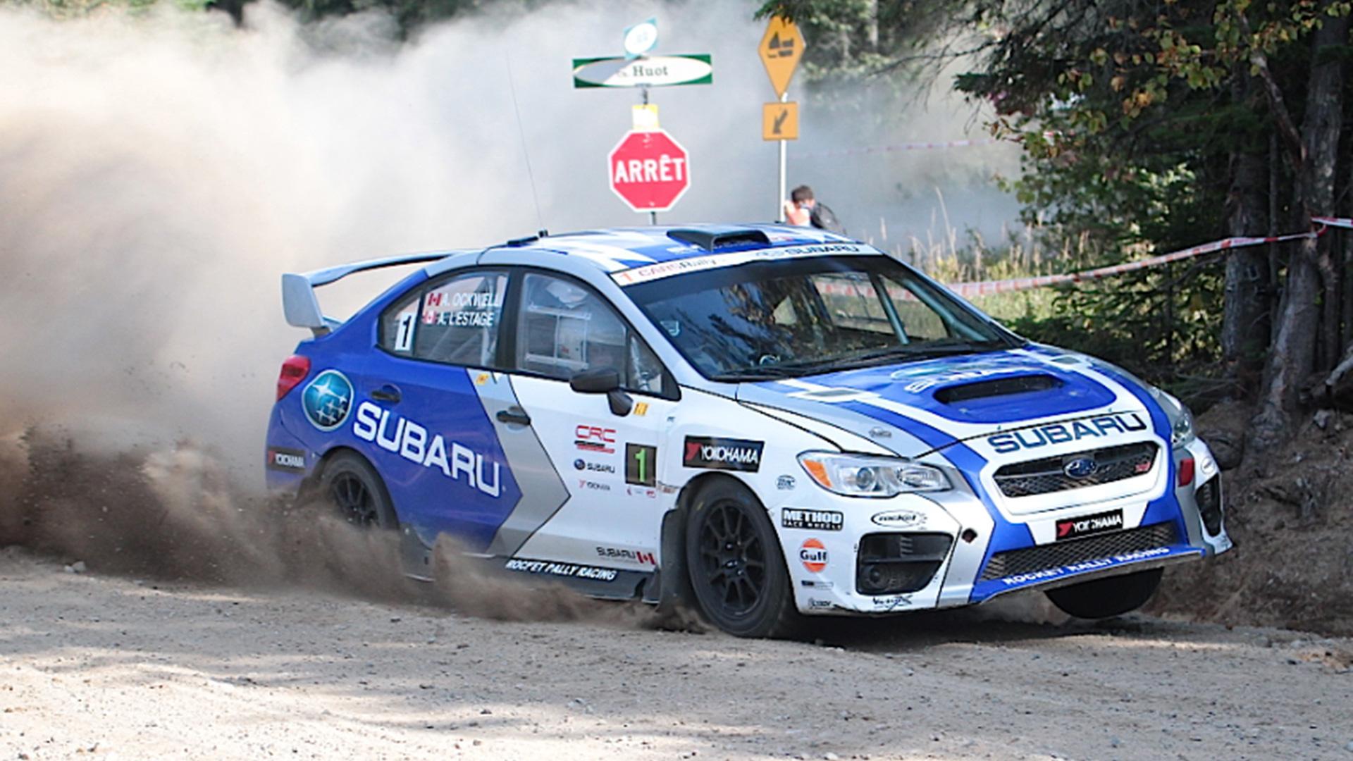 Subaru Confirms Sponsorship of 2017 Canadian Rally Championship ...