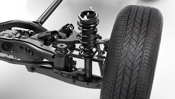 rearsuspension