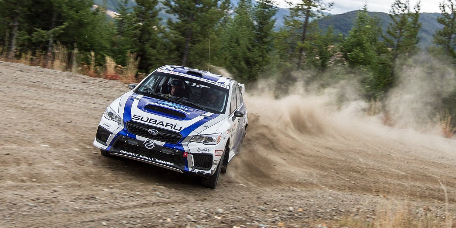 Subaru Clinches 2017 CRC Manufacturer's championship with