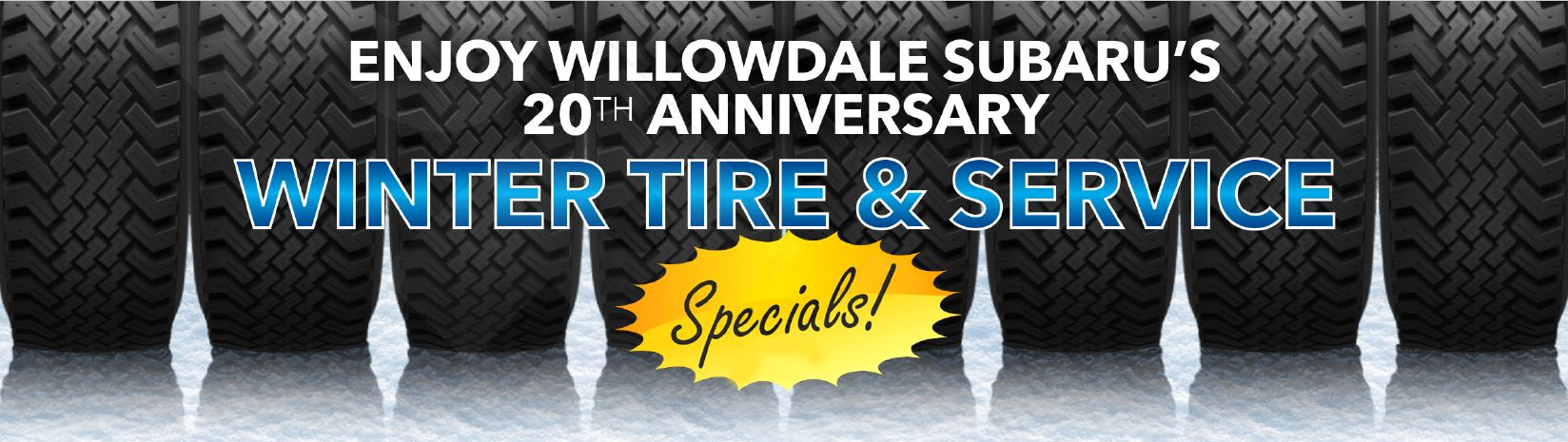 Winter Tire & Service