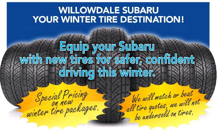 Winter Tire Destination