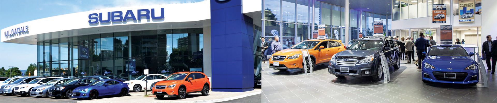 Willowdale Subaru is Toronto's Choice for The Best Subaru Service and Newest Vehicles