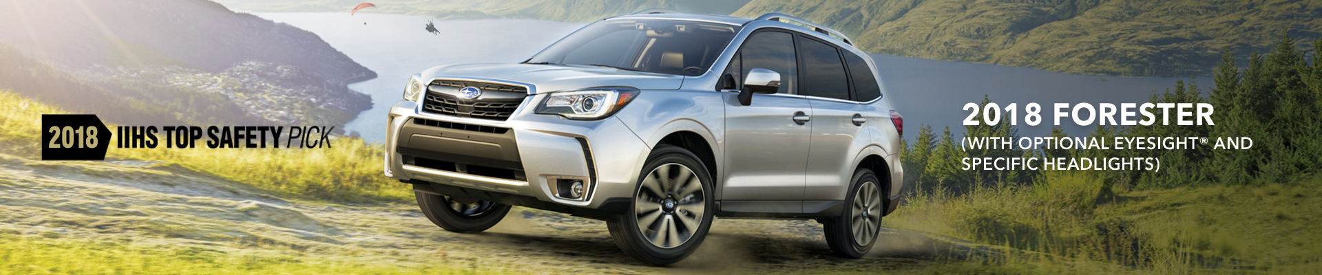 Find Your Forester in Toronto at Willowdale Subaru