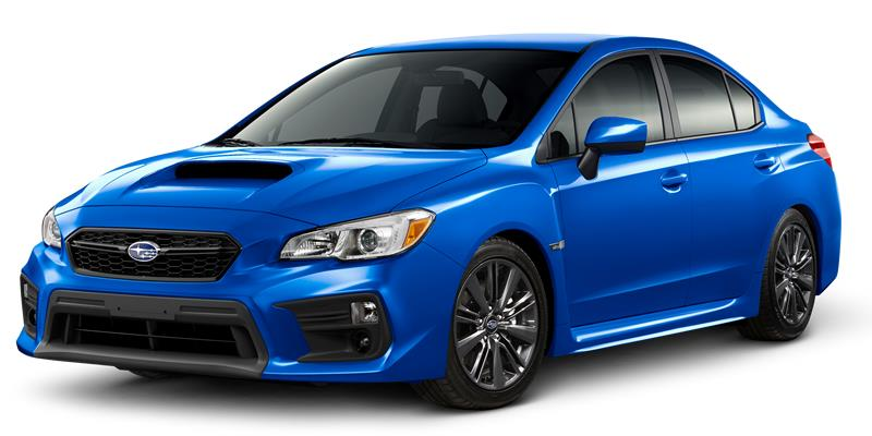 Willowdale Subaru 2018 WRX & WRX STI