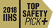 IIIH S2018 Top Safety Pick Plus