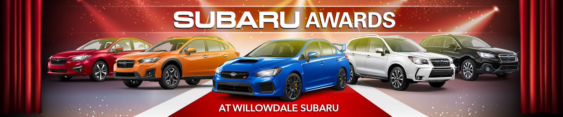 Willowdale Subaru Awards