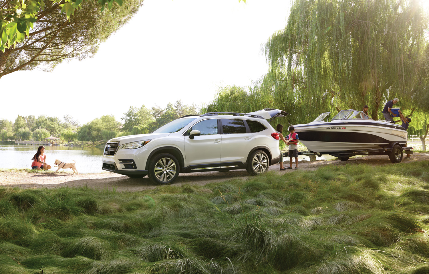 All-New 2019 Subaru Ascent Makes Canadian Debut in Montreal