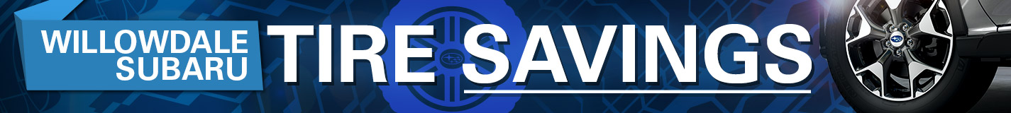 Willowdale Subaru -Save Big On Tires
