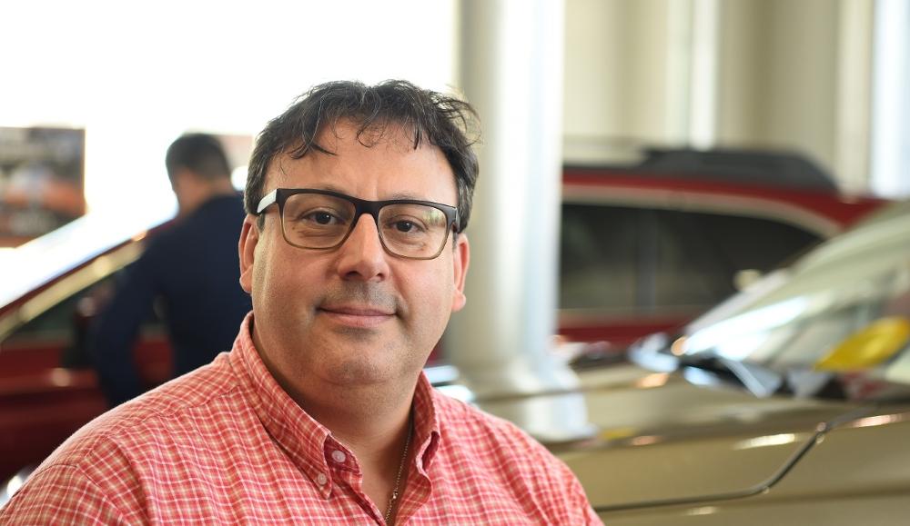 Mike Sinainos