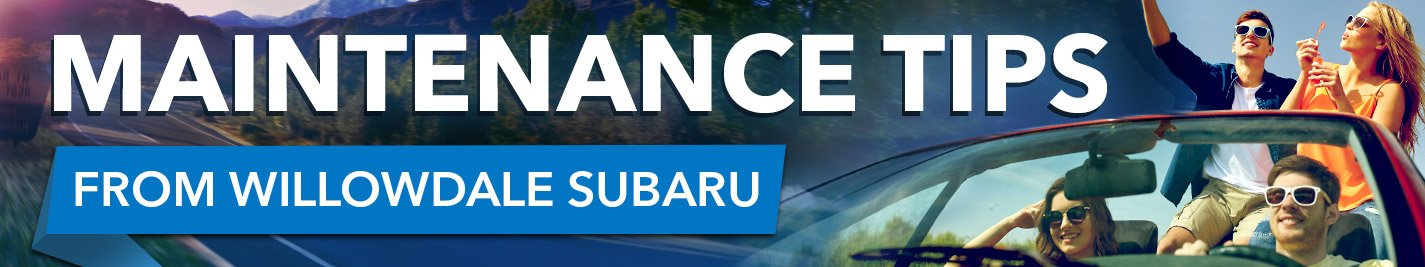 Get Subaru Maintenance Tips from Toronto Subaru Experts