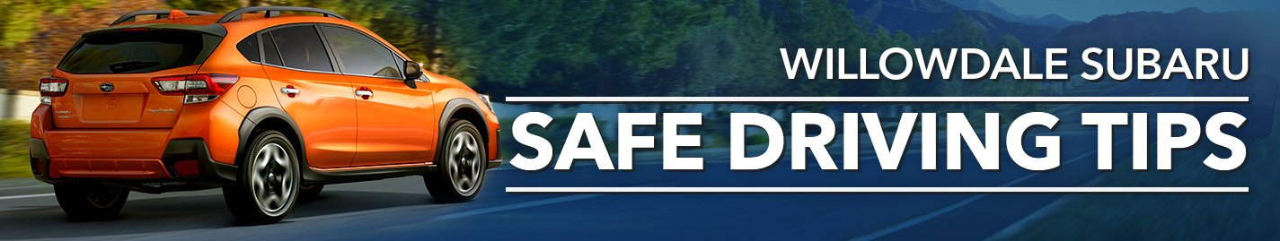 Your Toronto Subaru Dealer | Safe Driving Tips
