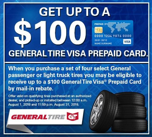 Your Toronto Subaru Source | Willowdale Subaru - $100 General Tire Rebate Ends August 31st