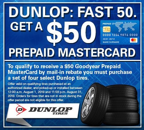 Your Toronto Subaru Source | Willowdale Subaru - $50 Dunlop Tires Rebate Ends August 31st