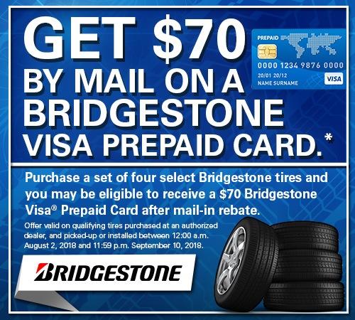 Your Toronto Subaru Source | Willowdale Subaru - $70 Bridgestone Tires Rebate Ends September 10th