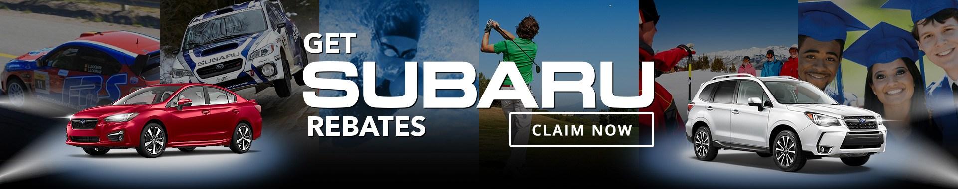 Willowdale Subaru | Toronto Subaru Rebates for Grads