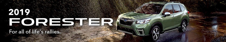 2019 Subaru Forester at Your Toronto Subaru Dealership