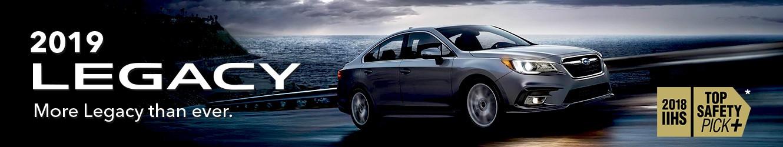 2019 Subaru Legacy at Your Toronto Subaru Dealership