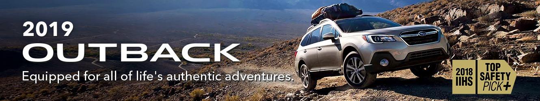 2019 Subaru Outback at Your Toronto Subaru Dealership