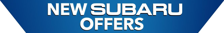New Subaru Offers