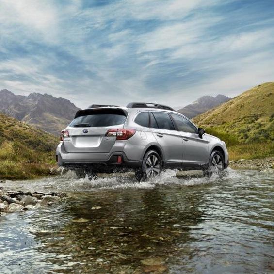 2019 Subaru Outback at Willowdale Subaru