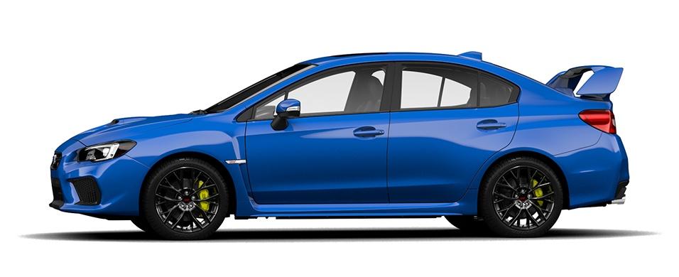 2019 Subaru WRX/WRX STI