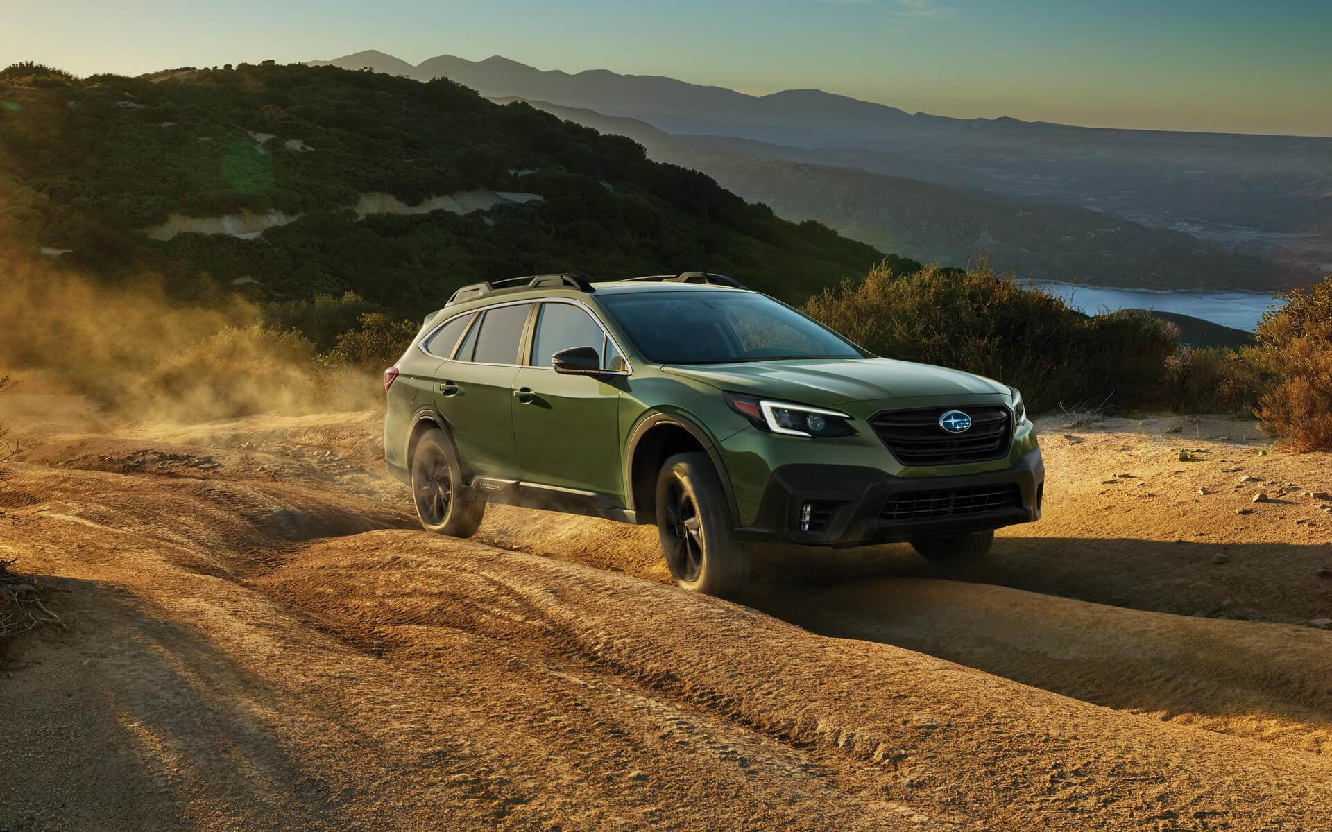 The all-new 2020 Subaru Outback