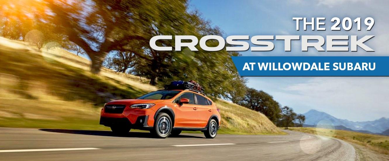 2019 Subaru Crosstrek at Willowdale Subaru in Toronto Ontario
