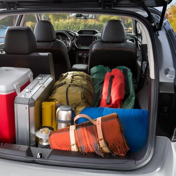 2019 Subaru Outback Cargo Space at Willowdale Subaru