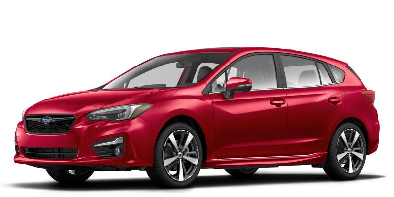 2019 Subaru Impreza from Willowdale Subaru in Toronto, Ontario