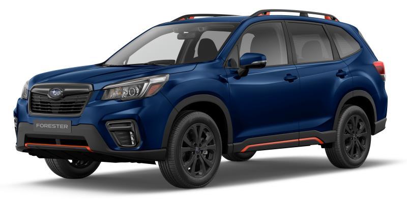 2019 Subaru Forester from Willowdale Subaru in Toronto, Ontario