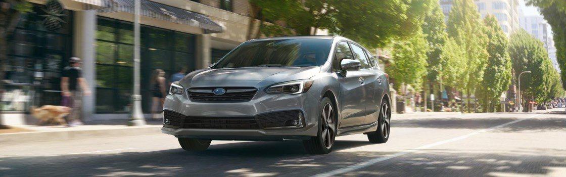 Save on a Demo 2019 Subaru Impreza at Willowdale Subaru in Toronto, Ontario