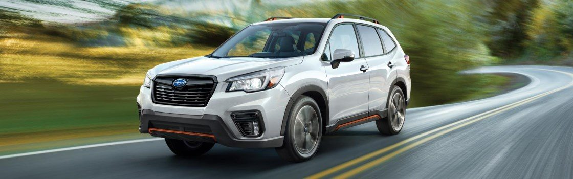 Save on a Demo 2019 Subaru Forester at Willowdale Subaru in Toronto, Ontario