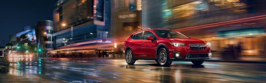 Save on a Demo 2019 Subaru Crosstrek at Willowdale Subaru in Toronto, Ontario