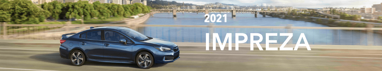 Subaru Impreza. Compact in size, huge in style and substance. At Willowdale Subaru